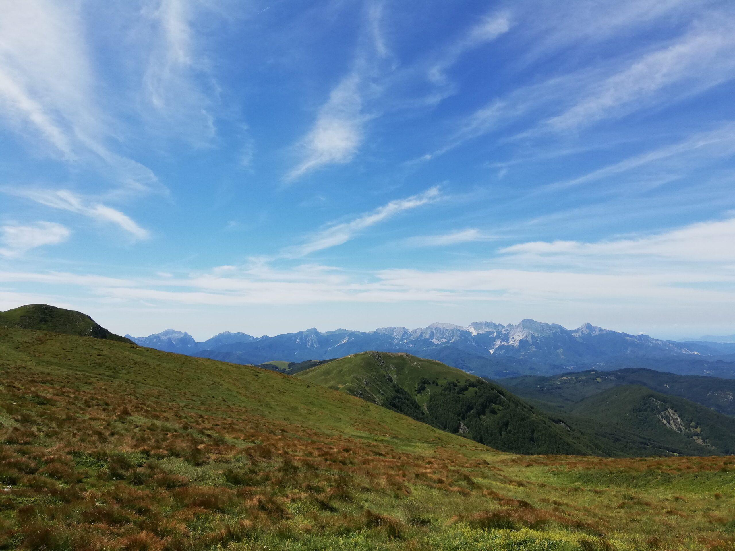 Monte Prado, sul tetto della Toscana