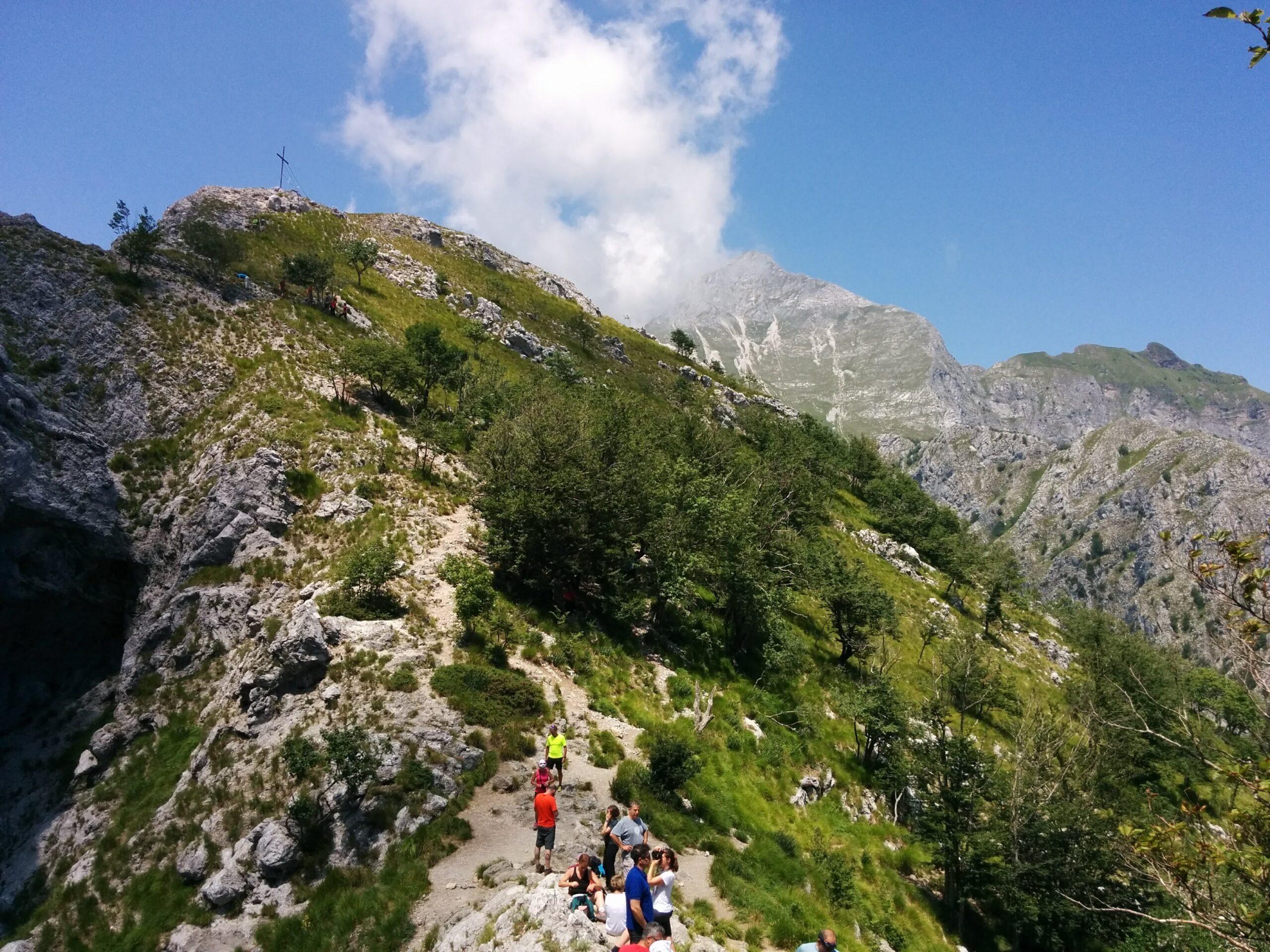 Monte Forato, l'inimitabile
