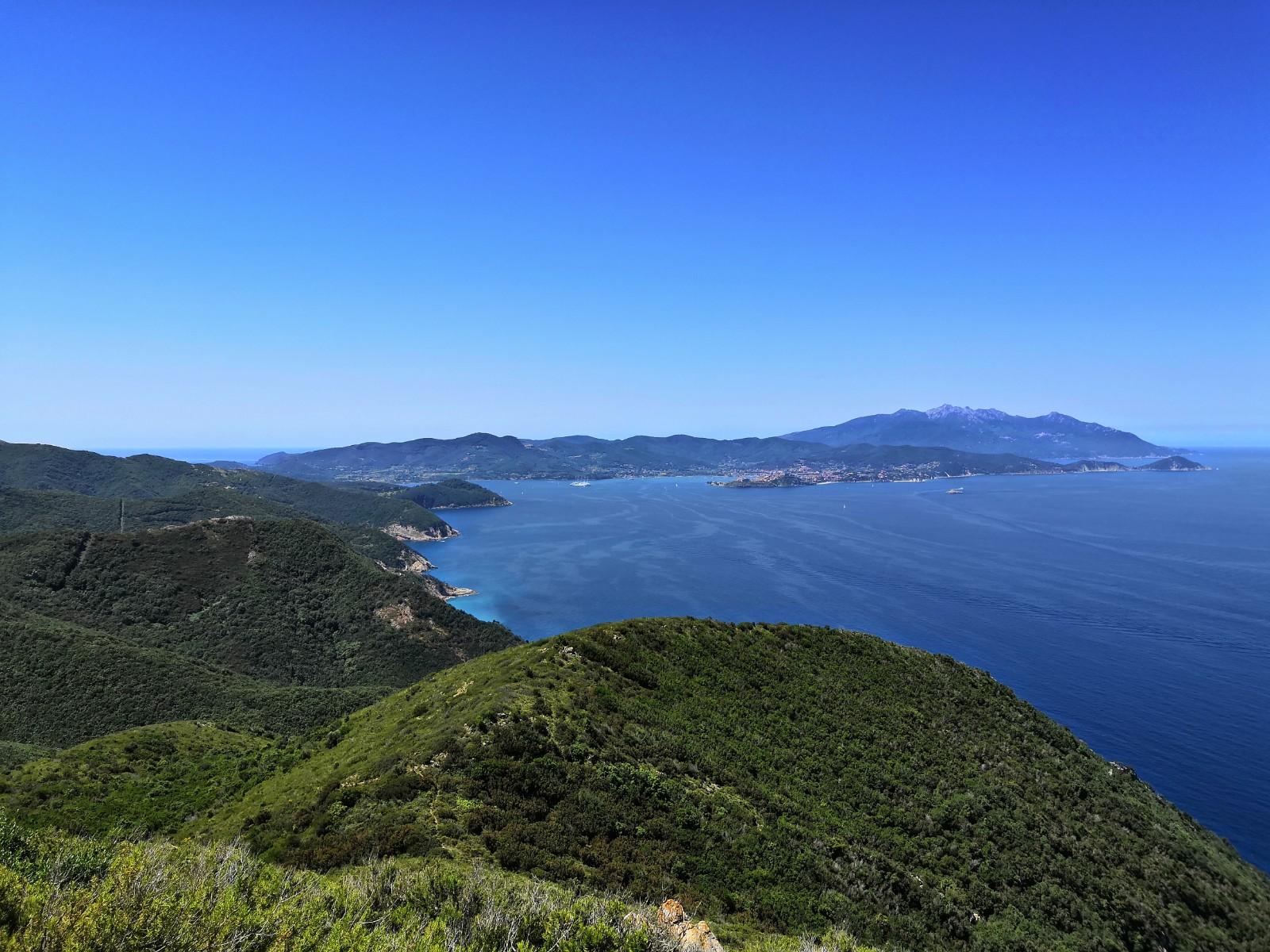 Wild Camp! Isola d'Elba magica